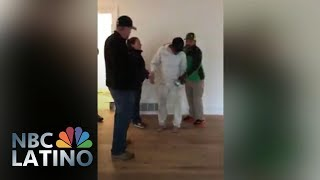 ICE Federal Agents Mistakenly Detains Innocent Man | NBC Latino | NBC News - NBCNEWS