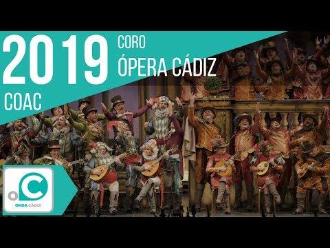 Sesión de Cuartos de final, la agrupación Ópera Cádiz actúa hoy en la modalidad de Coros.