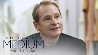 Carson Kressley Wants to Know If He'll Have a Love Life | Hollywood Medium with Tyler Henry | E! - EENTERTAINMENT