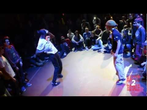 """Jam!"" presents... Battle Royale 2 / Judge Showcase Battles : Hip-Hop x Krump x Poppin'"
