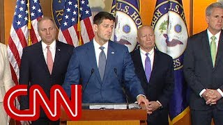 Paul Ryan: We don't want to see families separated - CNN