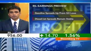Market Pulse- RIL Q4 Profit Seen Up 0.5% - BLOOMBERGUTV