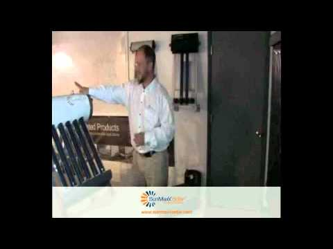 Solar Thermal Demo Collectors For Installers