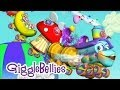 The GiggleBelly Train song preview – Award winning, Fun train music video for kids