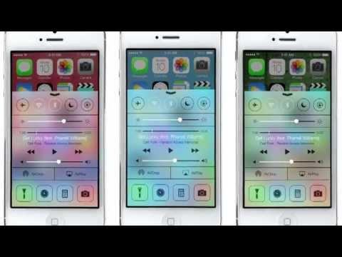 Apple iOS 7 - prezentacja wideo
