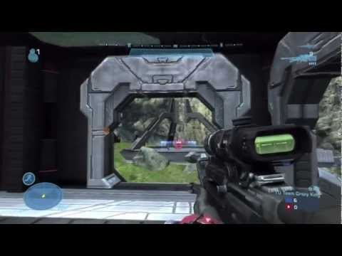 HALO REACH INHERITOR GAME PLAY + COMMENTARY! #1
