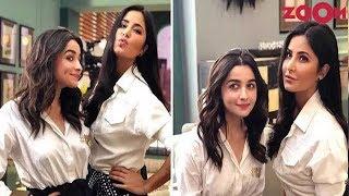 Alia Bhatt Sends Birthday Wishes To Her BFF Katrina Kaif! - ZOOMDEKHO