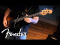 Squier Vintage Modified Jaguar® Bass Special Demo One