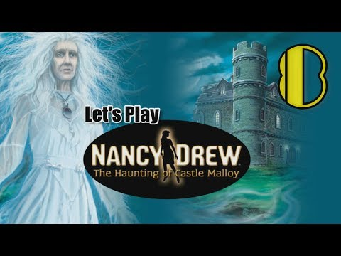 Nancy Drew 19: Haunting of Castle Malloy [08] w/YourGibs - GATHERING FLOWERS PLAYING DRUMS