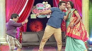 """Jabardasth - జబర్దస్త్ - 21st May 2015 