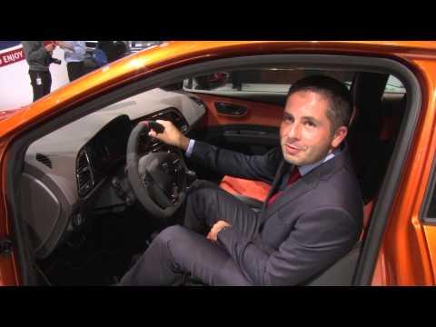 Autoperiskop.cz  – Výjimečný pohled na auta - VIDEO – SEAT O SVÝCH NOVINKÁCH Z FRANKFURTU