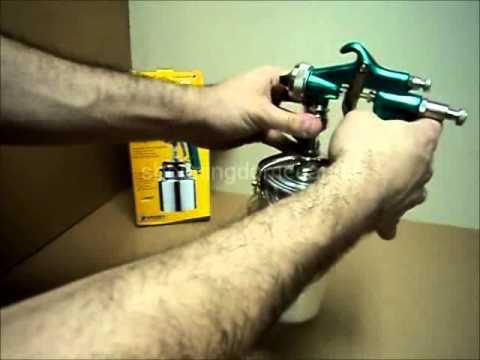 Pistola de Pintura mod. 4 Baixa Pressão - Arprex - SHOPPING DO MECÂNICO