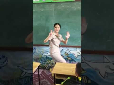 Teacher Dance In Class
