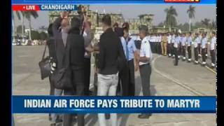 Terrorist killed in encounter; IAF guard commando JP Nirala martyred - NEWSXLIVE