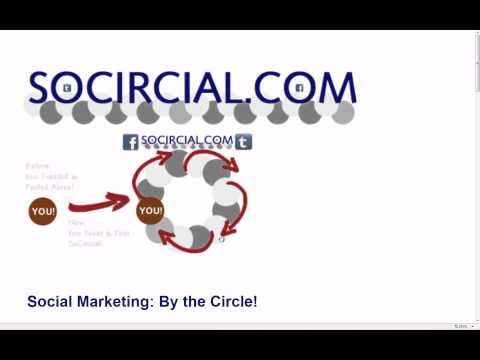 SOCIRCIAL.COM - MAKING SOCIAL MARKETING WORK FINALLY!