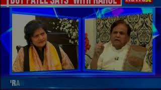 Ahmed Patel on NewsX, says Sonia Gandhi is a tough taskmaster - NEWSXLIVE