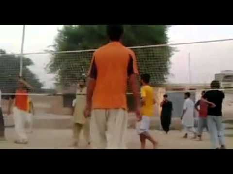 Bannu mandan volly ball