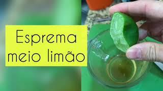 Casa dos Aposentados/as: nossa terapeuta Paula Ribeiro ensina uma receita de chá para imunidade.