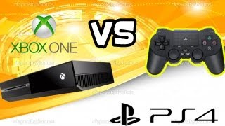 PlayStation 4 VS Xbox One : Console Wars! BF3 Gameplay