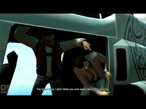 GTA4 DLC: The Ballad of Gay Tony pt27 - ...Blog This!
