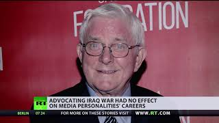 Advocating Iraq war had no effect on US media personalities' careers - RUSSIATODAY