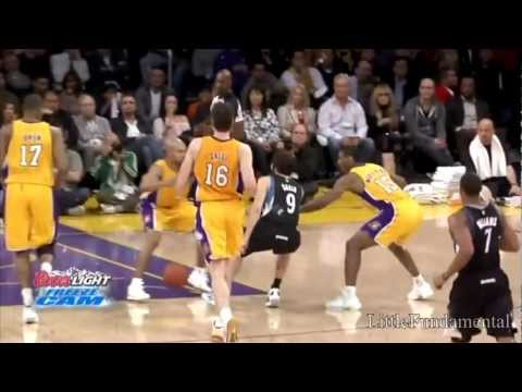 Ricky Rubio Top 10 Assists - 2011-2012 Season