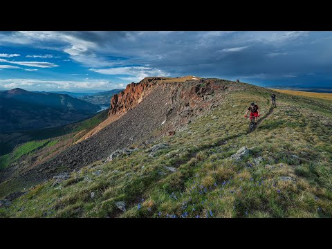Colorado Trail - The Best Mountain Bike Trail in the World?