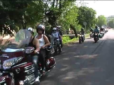 Motoros Póker Kör : Poker Run 2012.Eger , Motorcycle Poker Circuit.Eger . mpg
