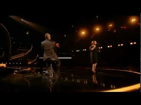 Adele - Someone Like You - BRIT Awards 2011