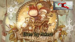 Royalty FreeHoliday:Eleven Toy Makers