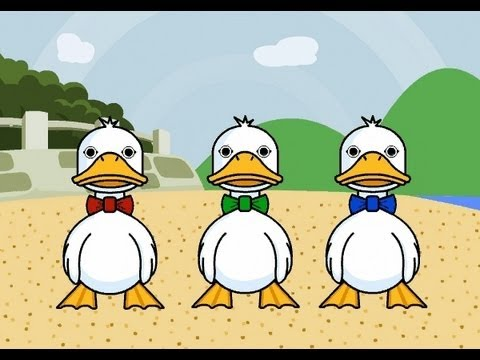 Muffin Songs – Six Little Ducks  İngilizce Tekerlemeler ve İngilizce Çocuk Şarkılar