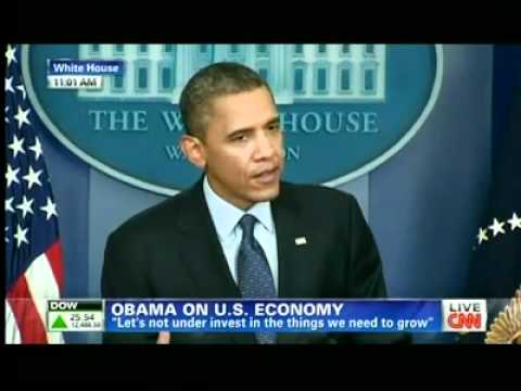 "Obama To 23 Million Struggling Americans: ""The Private Sector Is Doing Fine"""
