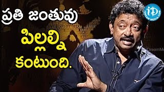 Society Advancement leads To An Increase In Divorce Rate - Ram Gopal Varma | Ramuism 2nd Dose - IDREAMMOVIES