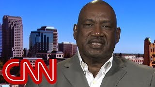 Former NFL player reacts to Trump's national anthem comment - CNN