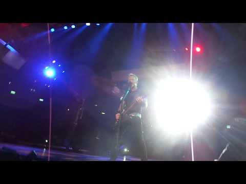 "Metallica Live Mexico 2012 ""Sad But True"""