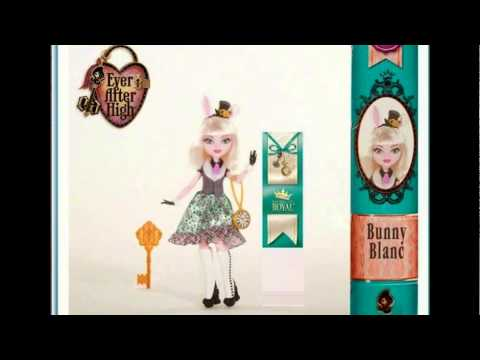 NEW Monster High Ever After High dolls 2015