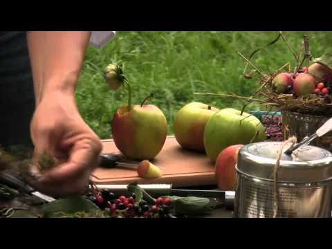 Wohnen & Garten Deko-Video: Apfel-Vasen mit Tischkarten