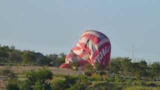 トルコ・カッパドキア熱気球遊覧