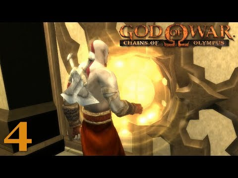 God of War: Chains of Olympus [Part 4 - Pretty Impressivce PSP Port]