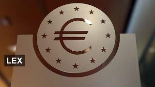 ECB bond-buying: last action hero - FINANCIALTIMESVIDEOS