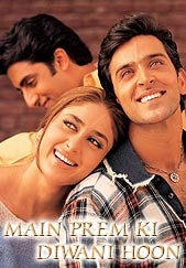 Main Prem Ki Diwani Hoon hindi movie