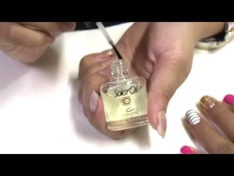 Shelack: Técnica para alargar el esmalte de uñas - Nuestro Hogar TV