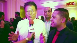 تحية بالصيني للرئيس عبد الفتاح الصيني