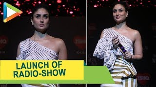 Kareena Kapoor Khan at the launch of her new RADIO-SHOW on Ishq 104.8 FM - HUNGAMA