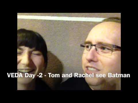 VEDA Day - 2 - Tom and Rachel See Batman