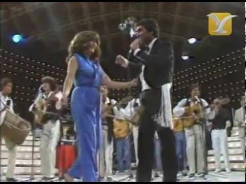 Pedro Mesone, La Tejedora, Festival de Viña 1982, Premiación Folclorica