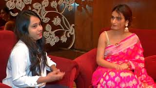 Women of Steel Summit: Fatima Shaikh in an exclusive conversation with NewsX - NEWSXLIVE