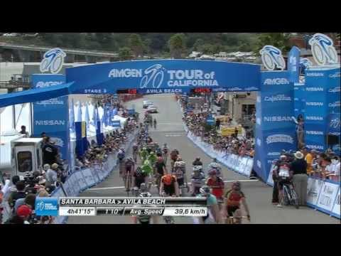 2013 Amgen Tour of California Stage 5 Highlights