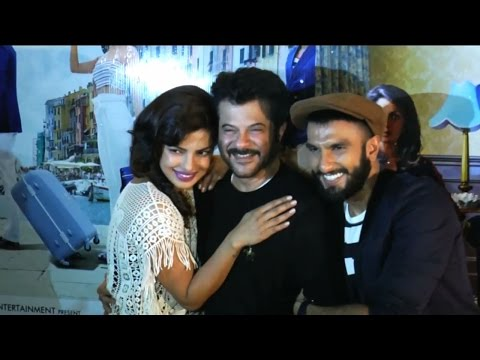 Trailer Launch Of 'Dil Dhadakne Do', Anushka And Farhan MISSING!