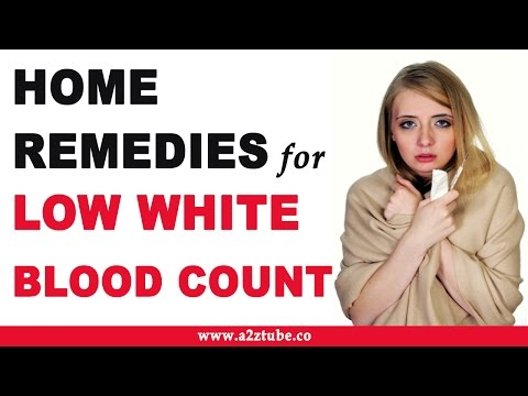 Low White Blood Count – Natural Ayurvedic Home Remedies